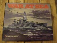 Vintage War At Sea Game By Avalon Hill Games