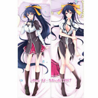 High School DxD Dakimakura Toujou Koneko Hugging Body Pillow Cover Case 105cm