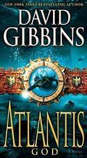 Atlantis God: A Novel, Gibbins, David, Good Book