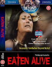 Eaten Alive - Cult Classic Horror Movie DVD