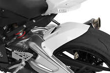 Hotbodies Racing Rear Tire Hugger, Alpine White BMW S1000RR