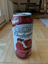 Dale Earnhardt Jr. Collectible Budweiser Beer Can-Sealed-Free Shipping