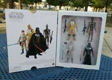 Star Wars Episode V Digital Release Commemorative Empire Strikes Back 4-Figure