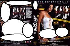 "DVD SEALED""THE DARK LADY""SOFIA GUCCI-SIMONY DIAMOND-REGINA ICE-110 MIN.ITA-ENGL."