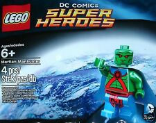 LEGO Super Heroes Martian Manhunter 5002126 Exklusives Sonderset DC Comics