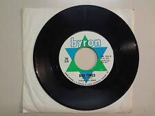 "CLUE:Bad Times 2:00- She's The Reason 2:18-U.S. 7"" Vinyl Byron BR 101, Texas"