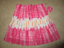 SKIRT - Girls' - Energie - Pink - Tiered - Sz M (8) - NWT