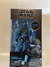 *NEW* Star Wars Black Series Shadow Stormtrooper Gaming Greats Action Figure