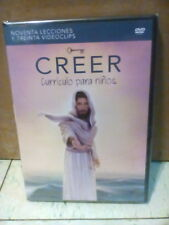 Creer, Curriculo Para Ninos  (Believe, Kid's Curriculum) DVD DVD-ROM  Bible New