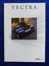 Opel Vectra Sport Edition 2000-folleto brochure 03.2000