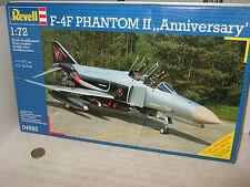 """New Revell 04685 F-4F Phantom 11""""Anniversary """"  Model Kit in 1:72 Scale."""