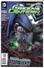 Green Lantern '12 9 FN C4