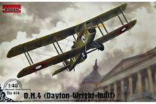 RODEN 414 1/48 D.H.4 (Dayton-Wright built)
