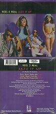 CD 2 TITRES - REEL 2 REAL : JAZZ IT UP / NEUF EMBALLE - NEW & SEALED