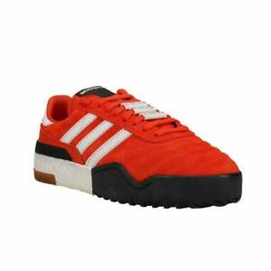 adidas Aw B-Ball  Lace Up  Mens  Sneakers Shoes Casual   - Size 8.5 M