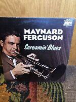 MAYNARD FERGUSON - SCREAMIN' BLUES - MAINSTREAM RECORDS-MRL-316 EX