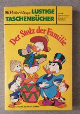Erstausgabe/Erstauflage - LTB Nr. 74 - 5,00 DM / 1981 - Lustiges Taschenbuch