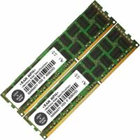 Memory Ram 4 Lenovo System x Server x3300 M4 x3500 M3 x3530 2x Lot DDR3 SDRAM