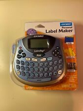 New Listingnew Dymo Letratag Lt 100t Personal Label Maker Portable New Amp Factory Sealed