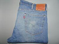 """LEVIS 502 Mens Jeans Stretch Denim Slim Tapered Fit SIZE W40 L32 Waist 40"""" L32"""""""