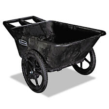 Rubbermaid Commercial Big Wheel Agriculture Cart 300-lb Cap 32-3/4 x 58 x 28-1/4