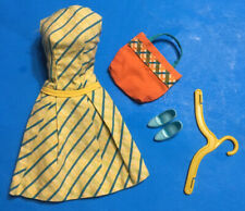 Vintage Barbie Doll Clothes MAGIC COLOR OUTFIT! Great Shape By Mattel!