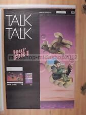 TALK TALK TOUR 1984 06-06-1905 MLPIKO 100X70 POSTER CONCERTO [MM 0618]