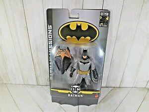 """Mattel Batman Missions """" Batman """" 6 Inch Action Figure 2018"""