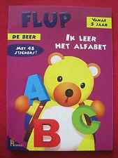 Flup de Beer - Ik leer het alfabet
