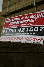 **** Featheredge 8ft ( 6ft, 5ft6inch, 5ft, 4ft, 3ft)