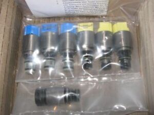 Original ZF6HP19 ZF6HP26 6HP26 6HP32 Solenoid Kit/Set 2004-up BMW AUDI FORD