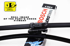 BMW 1 (E81) NEW BOSCH A208S Aerotwin Front Wiper Blades Set