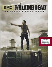 The Walking Dead: Season 3 DVD with Bonus AUDIO CD