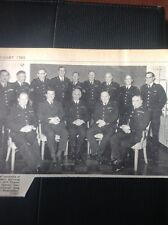 71-3 Ephemera 1969 Picture Thanet Special Constabulary Team M Gibson