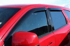 Dodge Durango 2011 - 2019 Tape-On Wind Deflector Vent Visor Shades 4pc