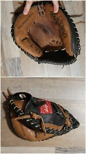 Rawlings RCM45BT Youth Catchers Mitt Glove Lite Toe Fastback Model Right Hand
