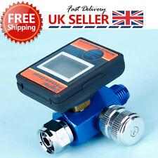 Digital Compressor Air Flow Air Pressure Regulator Gauge Pressure adjustable