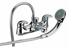 Hansvit T04 Serie 11 Bath Shower Mixer Chrome