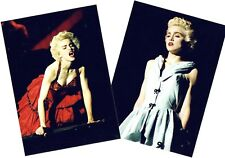 MADONNA in concert 1987 'Who's That Girl' tour, Wembley! 360 AMAZING 6x4 PHOTOS!