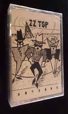 ZZ TOP ANTENNA Cassette Tape Album NEW Sealed RCA Record Label BMG