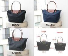 Classic Hot Auth Longchamp Le Pliage Nylon Tote Handbag Travel Bag L& M