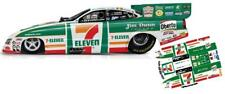 "CD_MM-117  ""7-Eleven"" Dodge Funny Car   1:24 Scale DECALS"