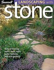 Sunset Landscaping with Stone: Natural-