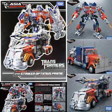 [USED] Asia Limited Premium Series APS-01 Striker Optimus Prime Toy Japan F/S
