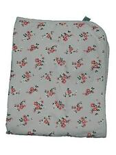 Carters Pink Floral Baby Blanket Blankie Lovey