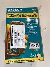 New Extech Ex530 True Rms Heavy Duty Industrial Multimeter