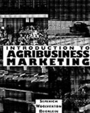 Introduction To Agribusiness Marketing
