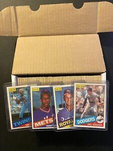 O-Pee-Chee Baseball 1985 Complete Set Nr-Mint OPC