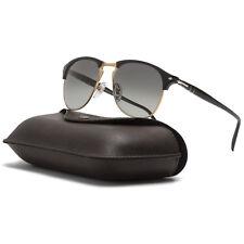 6418cb033c8 Persol PO8649S Sunglasses 95 71 Black Frame   Dark Grey Faded 8649 53 mm