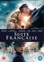 Suite Francaise (Margot Robbie, Ruth Wilson, Michelle Williams) New Region 2 DVD